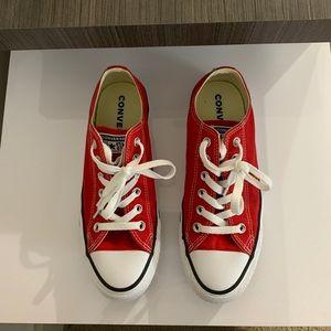 Red Original Converse